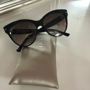Authentic Christian Dior Cat Eye